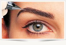 Augenbrauen Permanent Make Up Berlin Härchenzeichnung