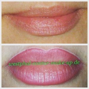 Lippen vergrößern konturieren Permanent Make Up