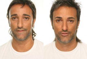Permanent Make Up für Männer